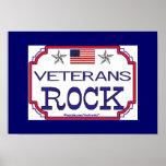 Roca de los veteranos posters