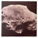 Roca de Marte Azulejo Cuadrado Grande