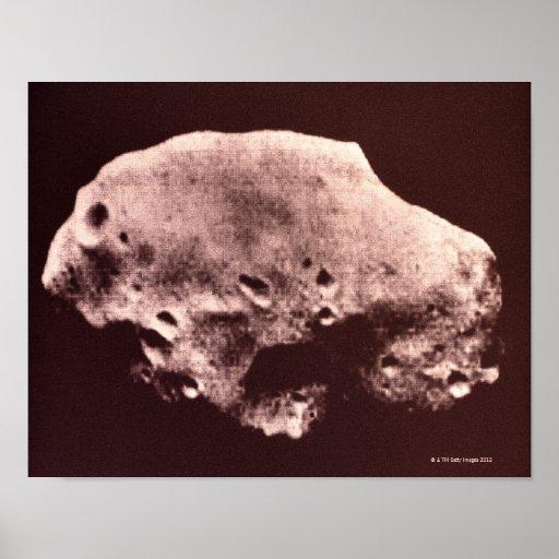 Roca de Marte Póster