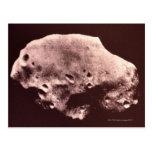 Roca de Marte Tarjeta Postal