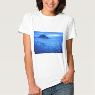 Roca de Morro con paisaje marino y la arena Playera
