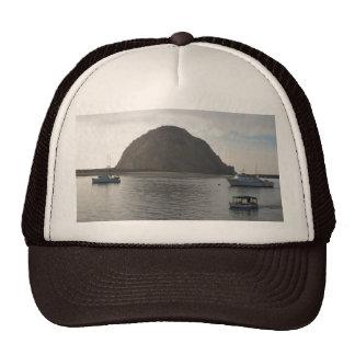 Roca de Morro en la bahía de Morro, CA Gorros