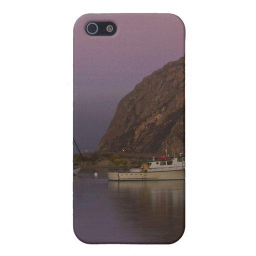 Roca de Morro iPhone 5 Carcasas