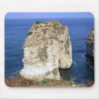 Roca de Rawsheh Alfombrilla De Ratón