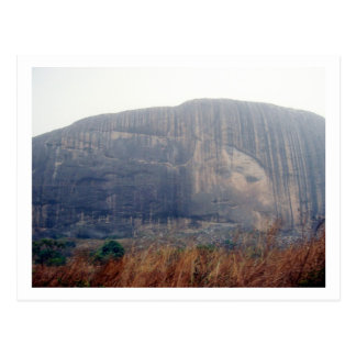 Roca de Zuma, Nigeria Postal