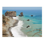 Roca del Aphrodite, Chipre Postales
