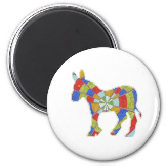 Roca del burro - votos americanos 2012 de las elec iman de frigorífico