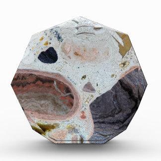 Roca del carbonato