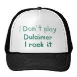 Roca del Dulcimer él gorra