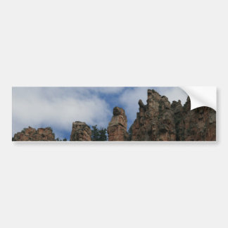 Roca del Gopher Pegatina Para Auto
