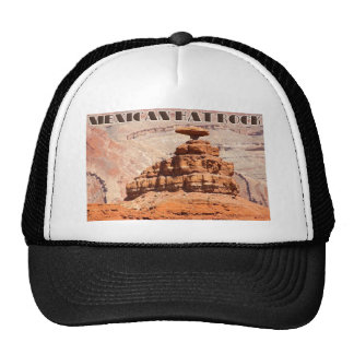 Roca del gorra mexicano