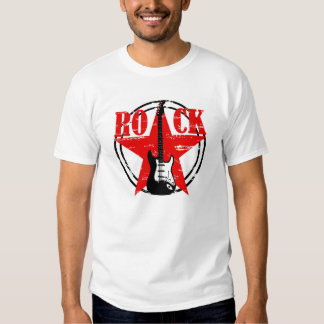 Roca del Grunge Camisas