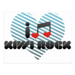 Roca del kiwi postal