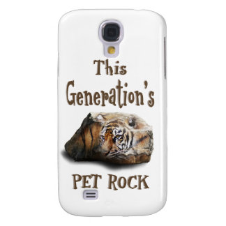 Roca del mascota de esta generación