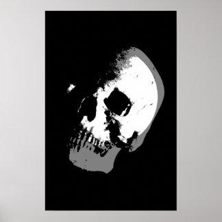 Roca del metal pesado del arte de la fantasía de póster
