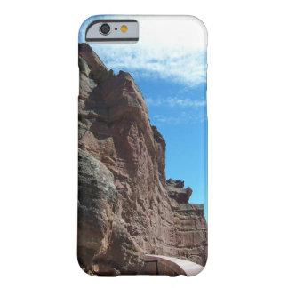Roca del rojo de Colorado Funda De iPhone 6 Barely There