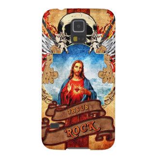 Roca divertida de Jesús Carcasa Galaxy S5