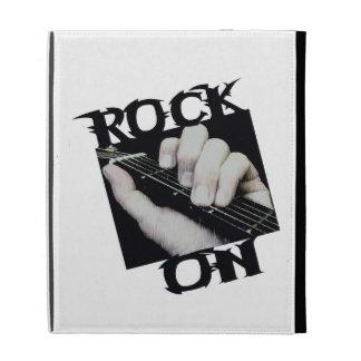 Roca en guitarrista
