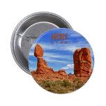Roca equilibrada Utah Pins