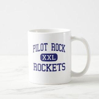 Roca experimental - Rockets - alta - roca experime Tazas De Café