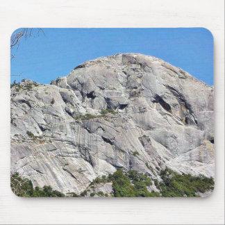 Roca grande Mauntain Alfombrillas De Raton