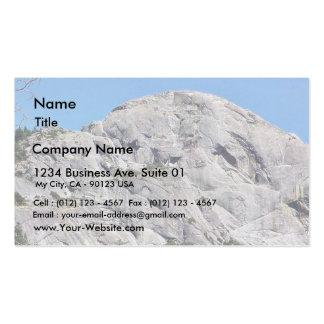 Roca grande Mauntain Tarjetas De Visita