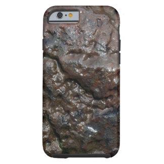 Roca mojada funda para iPhone 6 tough