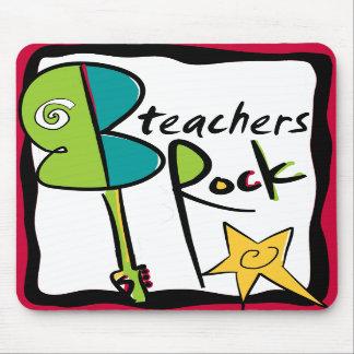 Roca Mousepad de los profesores