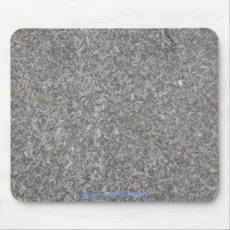 ROCA Mousepads texturizado PIEDRA Tapete De Ratón