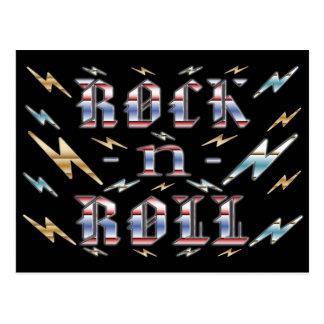 Roca-n-Rollo Postal