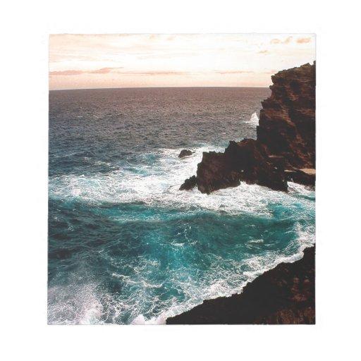 Roca negra Coast.jpg del agua Blocs
