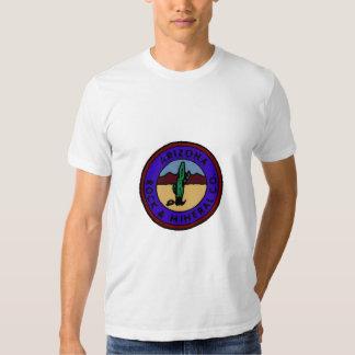ROCA oficial TShrits de AZ Camisas
