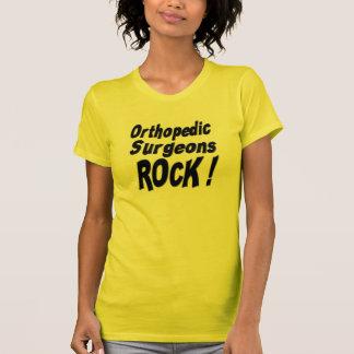 ¡Roca ortopédica de los cirujanos! Camiseta Remera