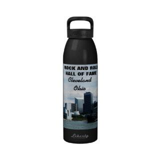 ROCA PASILLO, jarro de CLEVELAND OHIO Botellas De Agua Reutilizables