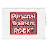 ¡Roca personal de los instructores! Felicitaciones