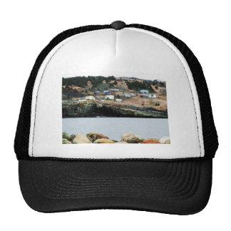 Roca plana gorra