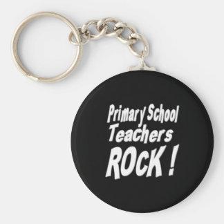 ¡Roca primaria de los profesores de escuela Llave