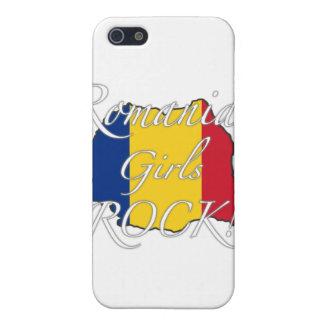 ¡Roca rumana de los chicas! iPhone 5 Carcasas