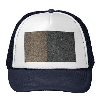 Roca sólido arrinconada gorro