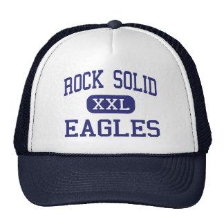 Roca sólido - Eagles - alta - Littleton Colorado Gorro