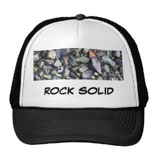 Roca sólido gorras