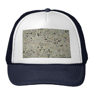 Roca sólido moteada gorro