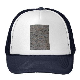 Roca sólido sedimentaria gorra