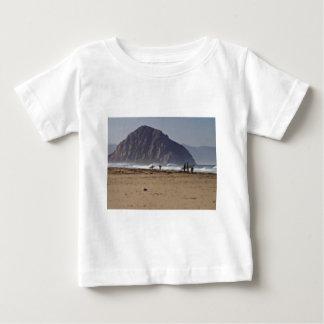 Roca Sur grande California de Morro pintada Playeras