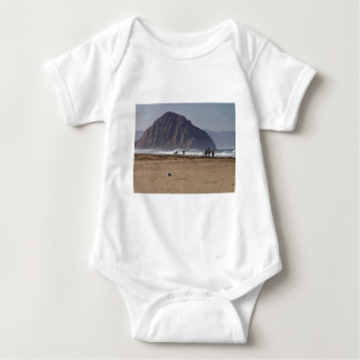 Roca Sur grande California de Morro pintada Poleras