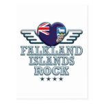 Roca v2 de Islas Malvinas Postales