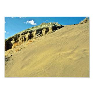 Roca Verde-Rematada cerca de la Arena-Duna
