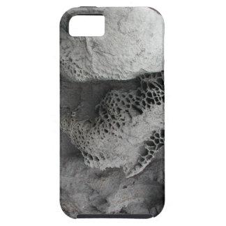 Roca volcánica iPhone 5 carcasas