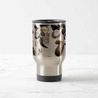 Roca y charco taza de café