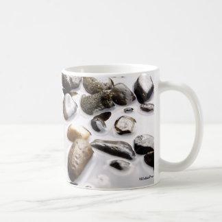 Roca y charco tazas